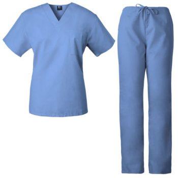تترون آبی بیمارستانی